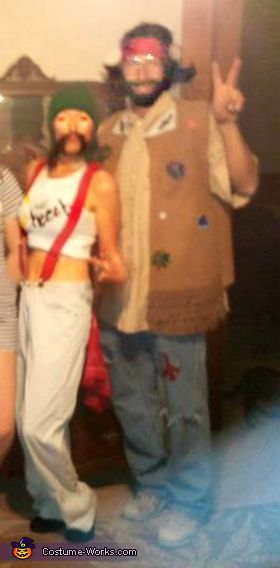 Cheech and Chong - Halloween Costume Contest at Costume ...