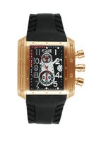 Equipe E405 Big Block Mens Watch. Equipe Watches are very popular with the Gear Heads. Made in the Detroit using Citizen movements so you know the quality is there. Featuring unique automotive inspired designs.