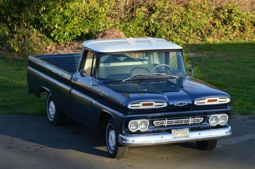 1961 Chevrolet S10 Classic Chevy Truck For Sale