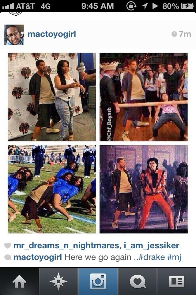 Drake #silly #ghetto #funny