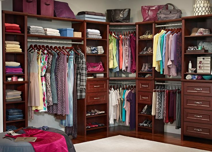 472 Best Images About Pre Built Closet Organizers On