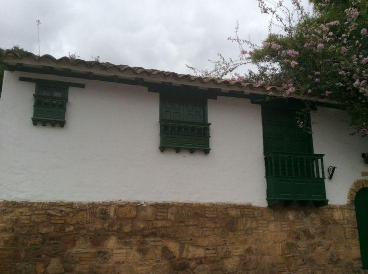 Balcones villa de Leyva