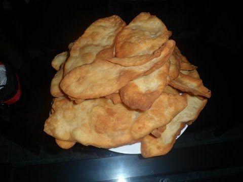 Receta de Orejas de Carnaval Crujientes y Caseras - Recetas de Cocina por Chef de mi Casa.com - YouTube