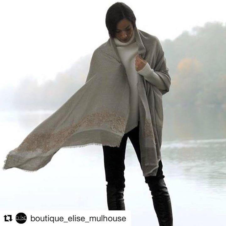 Thanks to @boutique_elise_mulhouse Jamais sans mon etole #richiamiscarves @richiami soie cashmere... #shooting #shootingphoto #eliseboutiquemulhouse PULL @manilagraceofficial bottes stretch @strategiashoes #fashionshoot #fashiondaily #fashiongram #fashionable #fashiontrends #fashionph #fashionist #fashionkilla #fashiondaily #scarves #madeinitaly #scarvesfordays #scarvesfever #instacool - http://ift.tt/1HQJd81