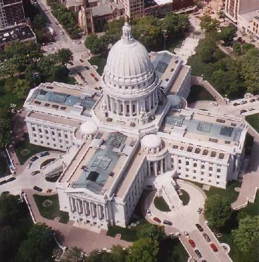 103 best images about wisconsin madison state capitol for Building a house in wisconsin