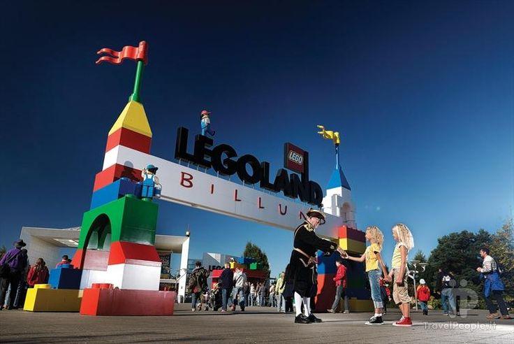 Legoland - Billund, Denmark. And I'm 6 again... Many summers spent here!