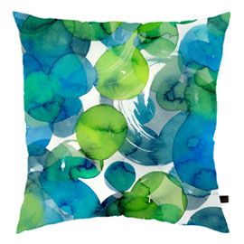 """AMY SIA"" Amy Sia Sea Of Glass Cushion at Heal's"
