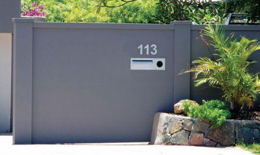 MARSHALL - letterbox ideas