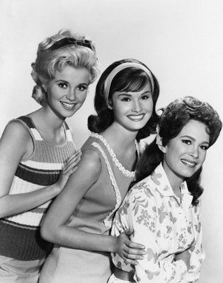 The girls from petticoat junction.
