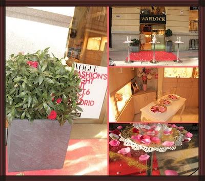 Warlock celebró la VFNO más floral de Madrid