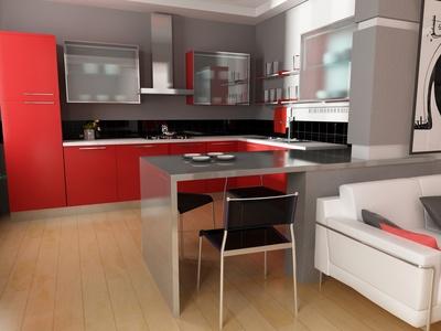 barvy (kuchyň?)