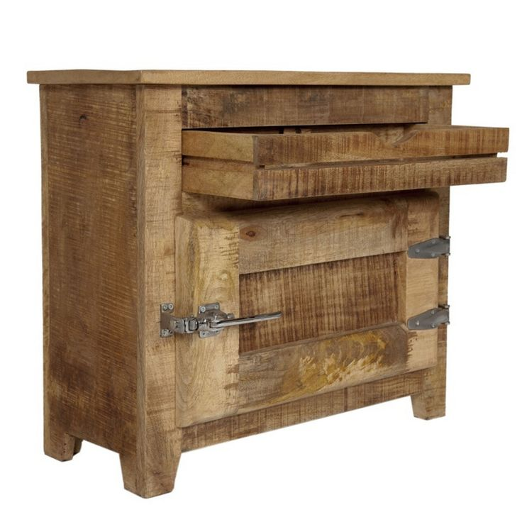 Nightstand With Drawer & Cupboard, 70 x 60 x 30cm  http://www.achica.com/product/MTRA-00067311/nightstand-with-drawer-cupboard-70-x-60-x-30cm/