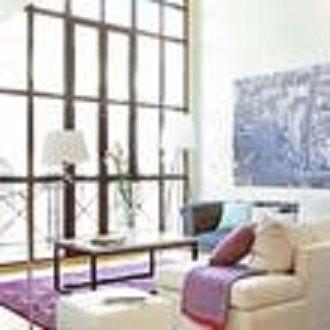 ¿Sabes como puedes integrar las ventanas en la decoración del salón? Echa un vistazo.