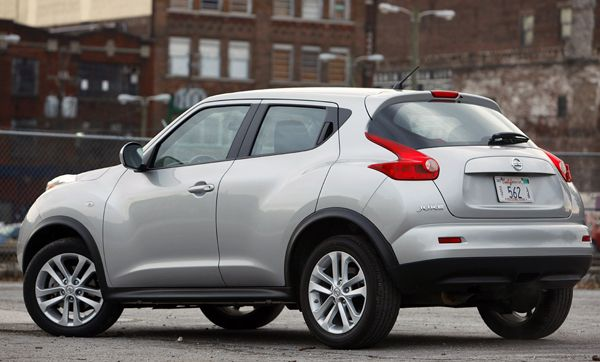 Nissan Juke Lease Deals