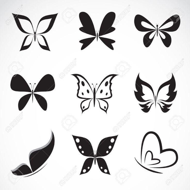 Afbeeldingsresultaat voor tiny butterfly tattoo