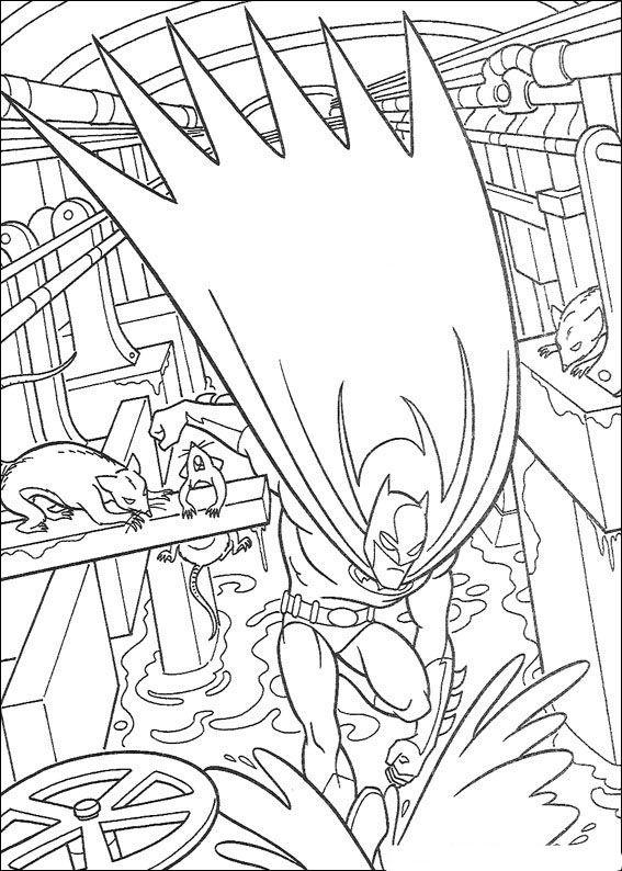 pin on batman dibujos para dibujar