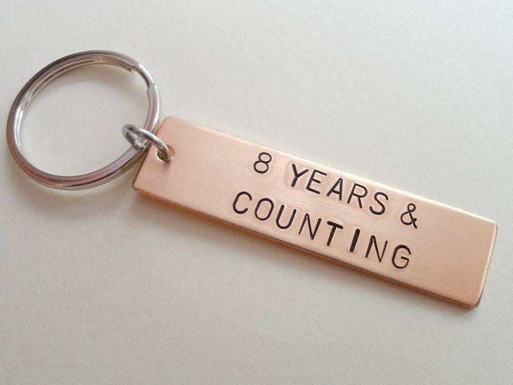 8 Year Wedding Anniversary Traditional Gift: Best 25+ 8 Year Anniversary Gift Ideas On Pinterest