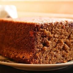 Soft Gingerbread Takes the Cake!