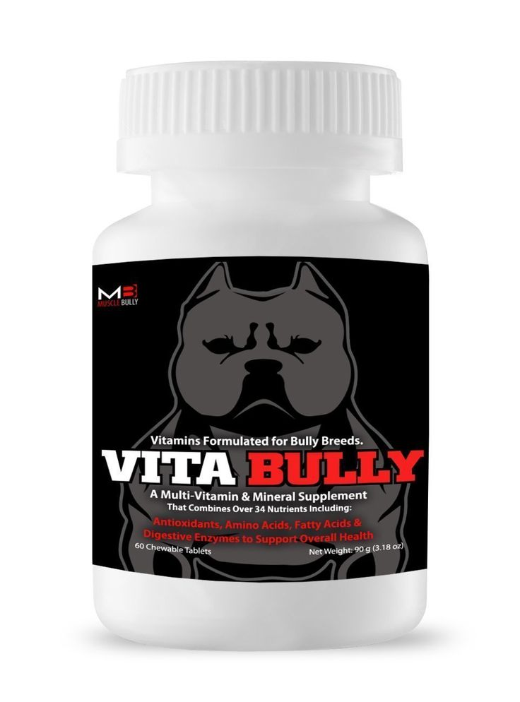 Vita Bully Vitamins for Bully Breeds: Pit Bulls, American Bullies, Exotic Bullies, Bulldogs, Pocket Bullies, Made in the USA. >>> Find out more about the great product at the image link.