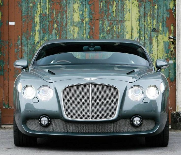 27 Best Continental GT Speed Zagato (2008) Images On