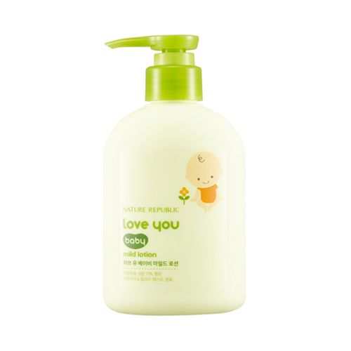 [NATURE REPUBLIC] Love You Baby Mild Lotion - 230ml