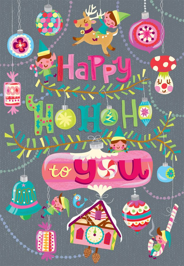 happy ho ho ho!