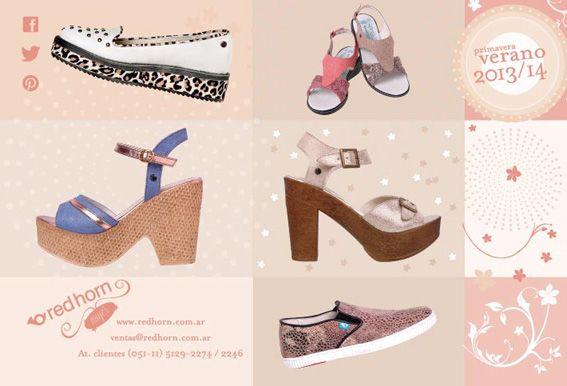 Contratapa Catálogo mujer primavera verano 2013/14