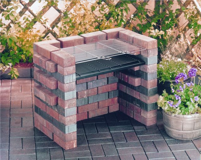 16 best Brick Barbecue Ideas images on Pinterest ...