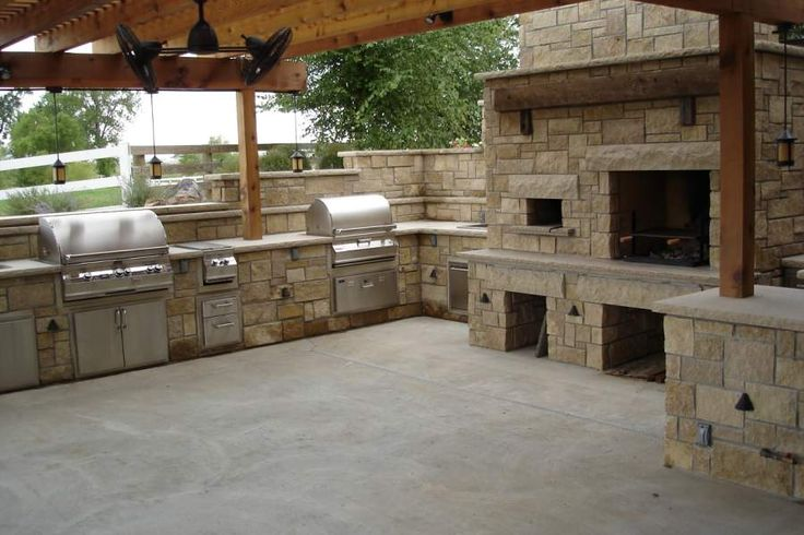 Stone Age Manufacturing Outdoor Kitchen with Pizza Oven must have – Outdoor Kitchen with Pizza Oven