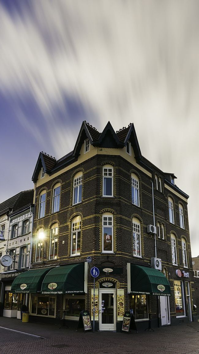 Brandstraat, Sittard, Zuid-Limburg.