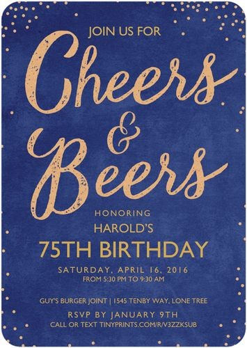 86 best 75th birthday invitations images on pinterest 75th 75th birthday invitations 50 gorgeous 75th party invites filmwisefo Gallery