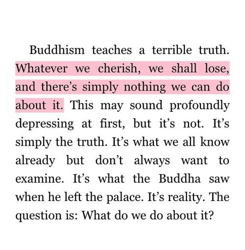 buddhisme: SANDRINE | via Tumblr on We Heart Ithttp://weheartit.com/entry/70522011/via/Smashintoyou