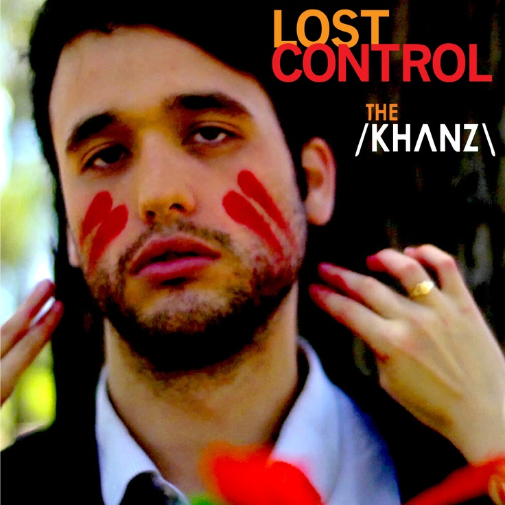 "Cover of our single ""Lost Control"" - check the video on YouTube"