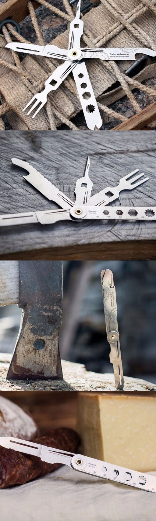 Swiss Advance SSA30353 EDC Everyday Carry Pocket Knife Tool @aegisgears