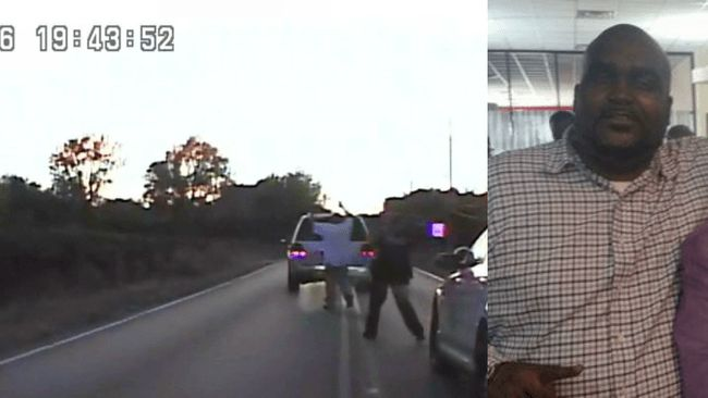 terrance crutcher | Terence Crutcher (Video still via Tulsa Police Department, Photo via ...