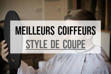 meilleurs coiffeurs style de coupe de cheveux homme Paris ...