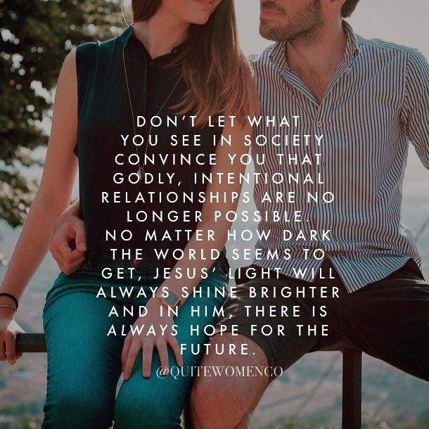 Christian man dating non christian woman
