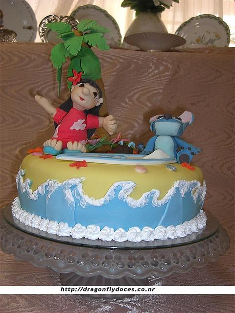 Lilo Amp Stitch Cake Lilo Stitch Stitch Cake Cake