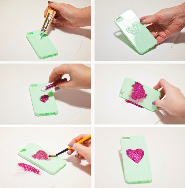 Heart Shape Phone Case
