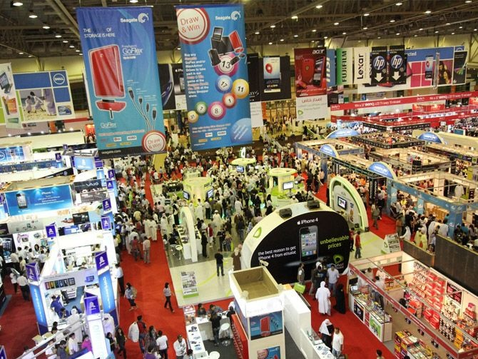 GITEX Shopper Dubai 2011