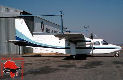 BN-2 Islander/ Defender