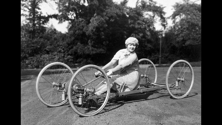 La bicicletas (raras) son para el verano