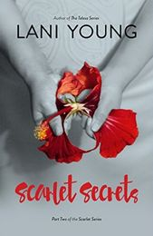 Scarlet Secrets: Book Two in the Scarlet Series.  What you can't say - owns you. What you hide - controls you.  Scarlet knows the truth of these words all too well. As the stress of a family wedding builds, her resolve to be a #GoodDaughter wears thin and toxic truths begin to take their toll. Scarlet's epic humor carries her through everything from (more!) forbidden croquembouche, to uku infestations and melon-like wardrobe malfunctions, and more of her family's barbed idea of love......