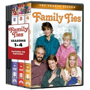 Who's gonna get me all four seasons of Family Ties for my birthday?