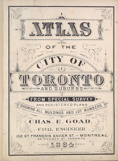 Toronto Atlas