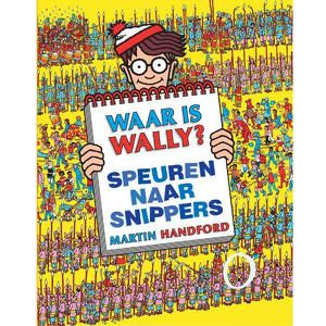 WPG-Waar is wally-zoekboek