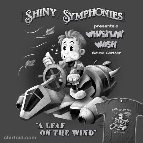 Shiny Symphonies: Whistlin' Wash
