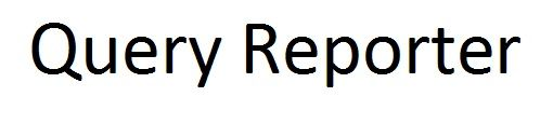 Query Reporter is an easy-to-use freeware tool to create and run HTML reports from the results of a SQL query against an Oracle database. From a simple query, you can define tabular, break, and master/detail reports. You can refine the layout by specifying colors, fonts, alignment, formats, sums, headers, backround, margins and so on.