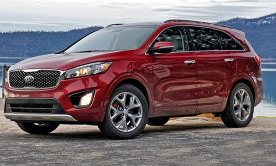 2016 Kia Sorento SX V6 Reviews Canada