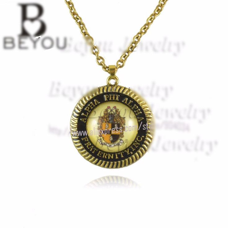 Alpha Phi Alpha Necklace 1906